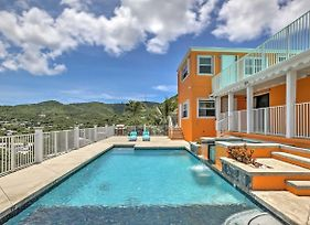 Christiansted House W/Ocean-View Pool & Spa! photos Exterior