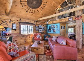 Cabin With Private Island Less Than 6 Miles To Sand Valley! photos Exterior