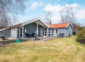 Three-Bedroom Holiday Home In Ebeltoft 33 photos Exterior