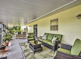 Merritt Island Canalfront Home With Boat Dock! photos Exterior