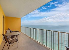 Treasure Island 2108, 2 Bedrooms, Beachfront, Wifi, Beach Chairs, Sleeps 8 photos Exterior