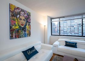 Private Outdoor Space 2Bd 2Bth, Gym, Deck In Hell'S Kitchen photos Exterior