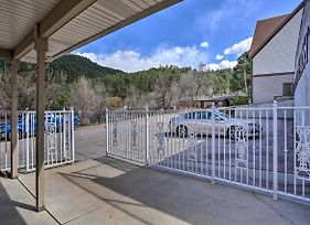 Mtn Condo W/ Fireplace ~3 Mi To Mt Rushmore! photos Exterior