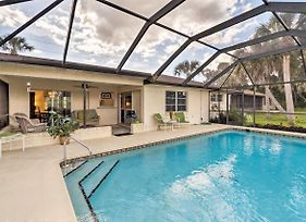 Port Charlotte Home With Screened Pool And Patio! photos Exterior