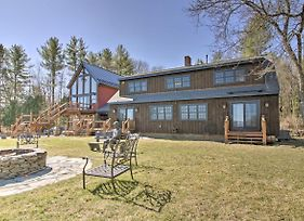 Timeless Red Sox Retreat W/ Scenic Mtn Views! photos Exterior