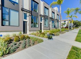 Modern Townhouse Overlooking Balboa Park, Walking Distance To Downtown photos Exterior