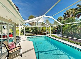 St. Armands Oasis W/ Saltwater Pool, Walk To Beach Home photos Exterior