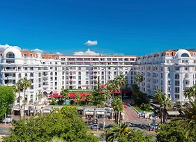 Hotel Barriere Le Majestic Cannes photos Exterior