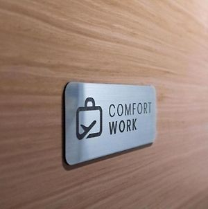 Comfortwork Barcelona Airport 24H Auto-Check In photos Exterior