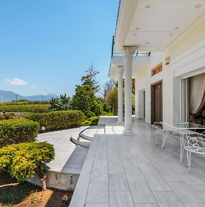 Lavish Villa In Archaia Korinthos With Swimming Pool photos Exterior
