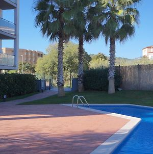Apartment With Community Pool And Parking In Tossa photos Exterior