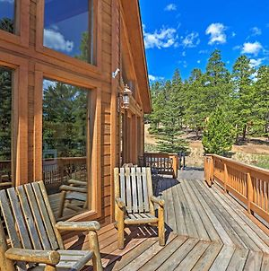 Scenic Bailey Cabin With Deck, Fire Pit & Grill! photos Exterior