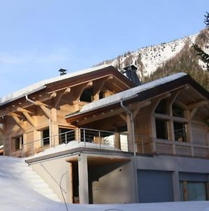 Chalet 8 Pax Ski In Out Next To Grand Montet Lift photos Exterior