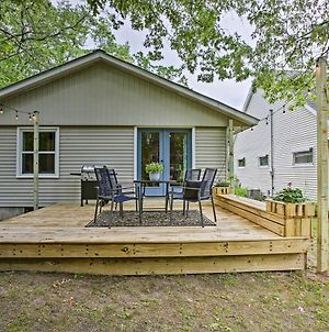 Charming Home With Deck, 2 Mi To Lake Michigan! photos Exterior