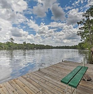 Riverfront Old Town Retreat With Private Dock photos Exterior