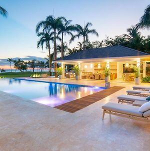 Villa With Incredible Ocean View & Pool At Casa De Campo photos Exterior