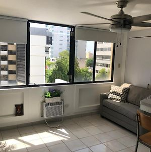 Beach Studio In Condado @ 1 Minute Walk To Great Beach photos Exterior