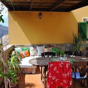 House With 2 Bedrooms In Mogan With Wonderful Mountain View Furnished Garden And Wifi 4 Km From The Beach photos Exterior