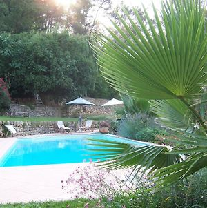 Villa With 5 Bedrooms In Le Tignet With Wonderful Mountain View Private Pool Furnished Garden 28 Km From The Beach photos Exterior
