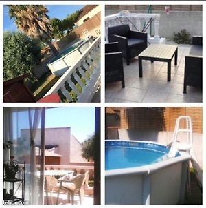 House With 2 Bedrooms In Vias With Private Pool Enclosed Garden And Wifi 3 Km From The Beach photos Exterior