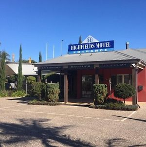 Country Comfort Toowoomba Hotel photos Exterior