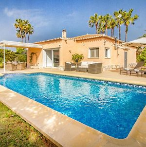Beautiful Home In Denia W/ Wifi, Heated Swimming Pool And 3 Bedrooms photos Exterior