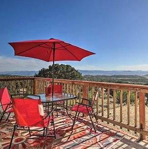 Secluded Mingus Mountain House With Deck, Mtn Views! photos Exterior