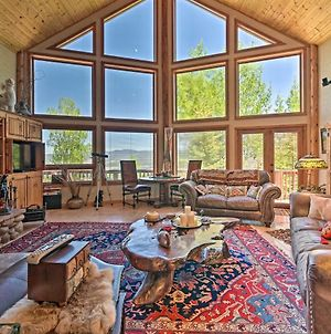 Spacious Angel Fire Retreat With Deck And Mtn Views photos Exterior