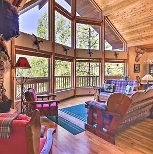 Rim Country Retreat With Multi-Level Deck & View photos Exterior