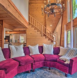Updated Pine Mountain Club Cabin With Fireplace! photos Exterior