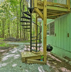 Beech Mountain Getaway With Deck & Fire Pit! photos Exterior