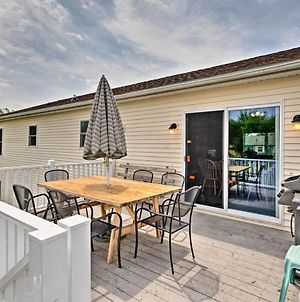 Beach Home With Deck, Bbq, Outdoor Shower, Etc! photos Exterior