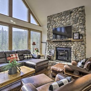 Roomy Cabin With Pool Table - Ski, Hike, And Fish! photos Exterior