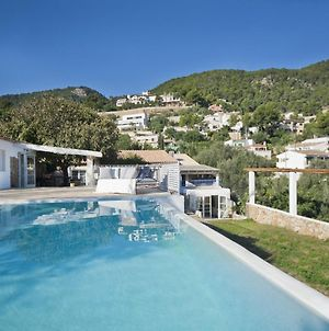 San Agustin Des Vedra Villa Sleeps 6 With Pool Air Con And Wifi photos Exterior