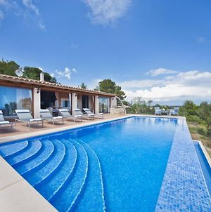 San Agustin Des Vedra Villa Sleeps 8 With Pool Air Con And Wifi photos Exterior