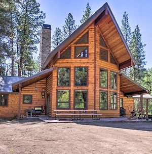 Newly Renovated Garden Valley Cabin With Hot Tub photos Exterior