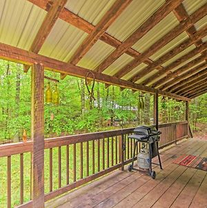 Suches Cabin With Deck About 5 Miles To Fish Hatchery! photos Exterior