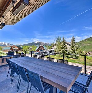 Custom Mt Crested Butte Home Walk To Lifts! photos Exterior