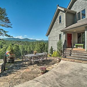 Hilltop Home With Panoramic Forest And Mountain Views! photos Exterior