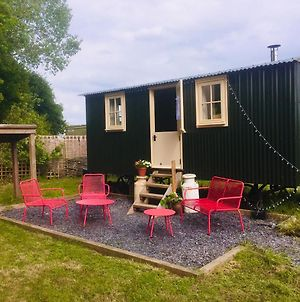 Oxton Hill Hideaway Shepherds Hut photos Exterior