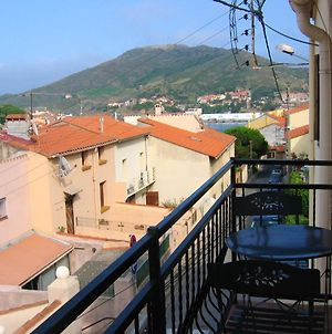 Apartment With 2 Bedrooms In Portvendres With Wonderful Sea View Furnished Balcony And Wifi 400 M From The Beach photos Exterior