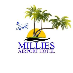 Millies Airport Hotel photos Exterior