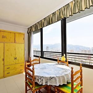 Apartment With One Bedroom In Benidorm With Wonderful City View And Shared Pool 700 M From The Beach photos Exterior