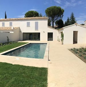 Villa With 4 Bedrooms In Malaucene With Private Pool Enclosed Garden And Wifi photos Exterior