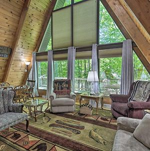 Ski-In And Ski-Out Whitecap Mtn Chalet With Fireplace! photos Exterior