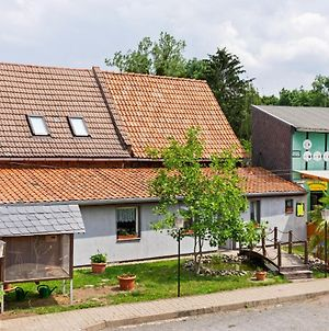 Bright And Tasteful Apartment In Meisdorf In The Harz Region With Use Of Garden photos Exterior