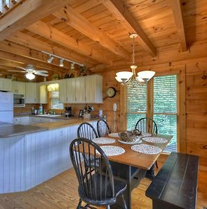 Serenity Now- Secluded Near Toccoa & Ocoee Rivers photos Exterior