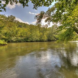 Toccoa River Escape Charming Toccoa River Frontage photos Exterior