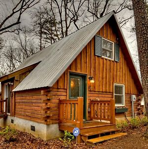 Triple Treat- Rustic Cabin Near Blue Ridge photos Exterior