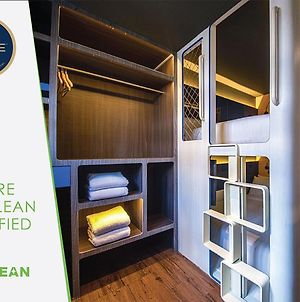 Cube Family Boutique Capsule Hotel @ Chinatown (Sg Clean) photos Exterior